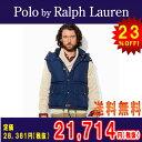 ポロラルフローレン POLO RALPH LAUREN 正規品 メンズ ベスト Elmwood Vest NAVY 10P22Jul14