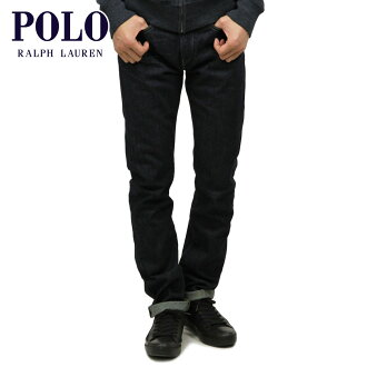 Polo Ralph Lauren genuine men's jeans Slim Dark Jean A05B B1C C2D D1E E06F10P28oct13