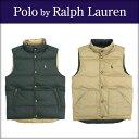 ポロラルフローレン POLO RALPH LAUREN 正規品 メンズ ダウンベスト REVERSIBLE DOWN VEST 10P22Jul14