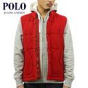 ポロラルフローレン POLO RALPH LAUREN 正規品 メンズ ベスト Cleveland Fleece Vest RED 10P22Jul14