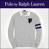 ポロ ラルフローレン POLO RALPH LAUREN 正規品 メンズ 長袖ラガーシャツ CUSTOM-FIT GOTHIC P RUGBY