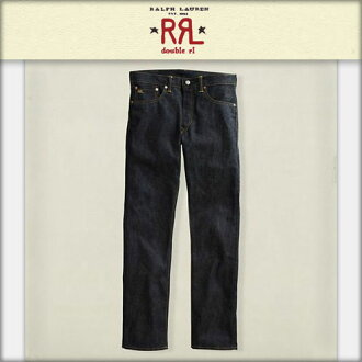 Double Aurel RRL genuine, these fit jeans SLIM FIT RIGID DENIM A45B B1C C2D D1E E07F10P28oct13