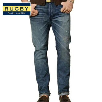 Ralph Lauren Rugby genuine, these jeans Vintage Slim Repair Jean A07B B1C C2D D1E E07F10P28oct13