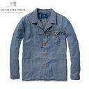 スコッチアンドソーダ SCOTCH&SODA 正規販売店 メンズ ジャケット RAIL ROAD JACKET 30313 BLUE 10P09Jul16