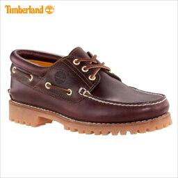 ティンバーランド Timberland 正規品 デッキシューズ バーガンディ 50009