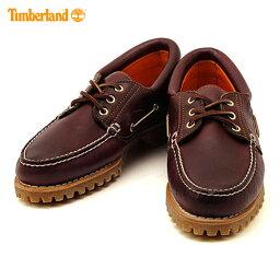 ティンバーランド Timberland 正規品 デッキシューズ スリーアイレット クラシックラグ デッキシューズ 6501A