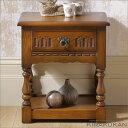 【クーポン配布中】オールドチャーム OldCharm ランプテーブル【送料無料】サイドテーブル 木製 人気 おしゃれ 輸入家具 アンティーク家具 イギリス