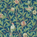 ウィリアムモリス 壁紙おしゃれ 壁紙 ウォールペーパー クロス 輸入壁紙 イギリス製 アンティーク 壁紙 植物 インテリア 本物 Morris