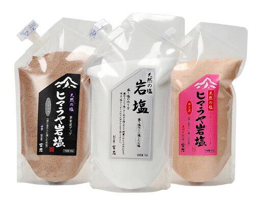 風水 盛り塩 岩塩パック3パックセット...:miyachu:10006636