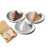 【!】店限定販売!伊勢の神棚職人が作る固め器で、初めてでもキレイな盛り塩!風水 盛り塩 お試しセット