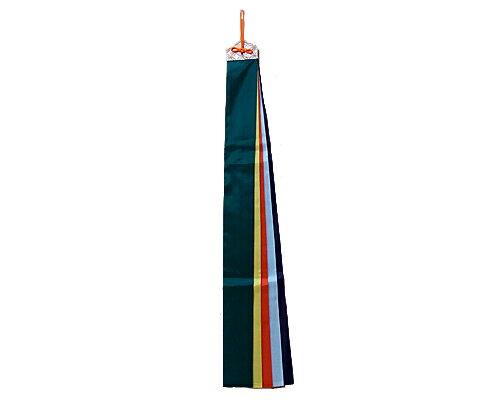 神楽鈴用5色布 ミナロン 150cm
