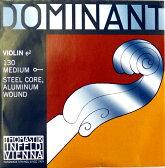 ヴァイオリン弦 ドミナント E 1/2サイズ用 ※メール便対応