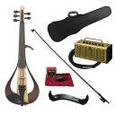 ヤマハ エレクトリックバイオリン YEV105(5弦モデル)ミニライブセット【送料無料】