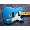 "Moon/RM 248 ""REGGAE MASTER"" DX GOLD (Lake Placid Blue/Maple) JOHN MAYER Spec!!【お取り寄せ商品】"