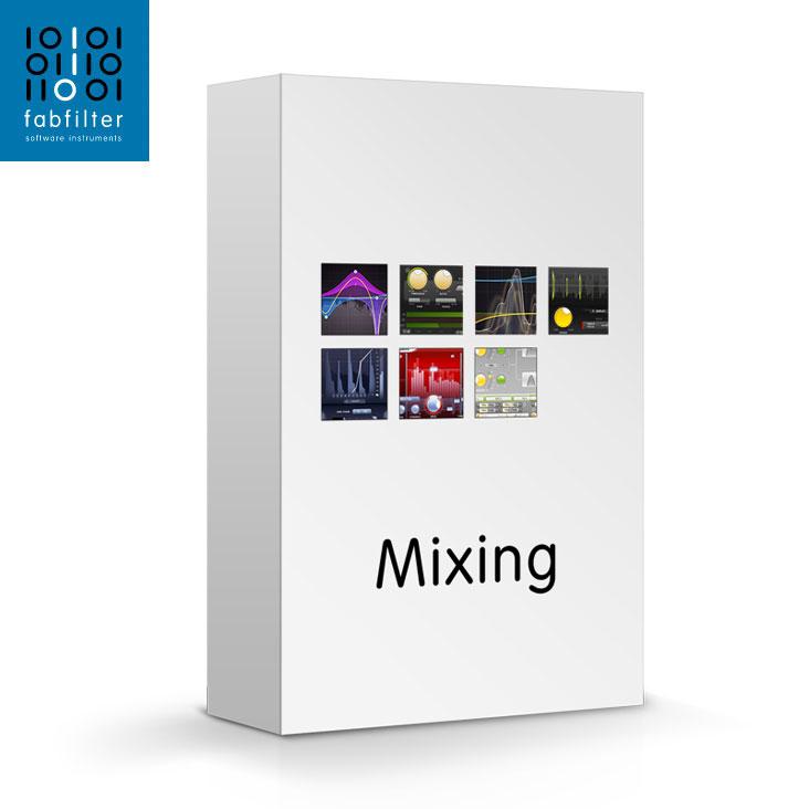 FabFilter/Mixing Bundle【オンライン納品】【祝開店!大放出セール開催中】