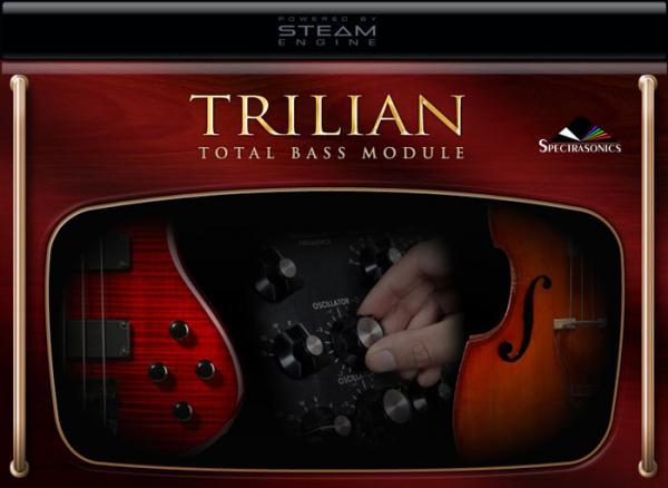 Spectrasonics/Trilian USBインストーラー版【数量限定特価!】【在庫あり】