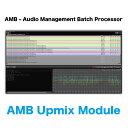 Nugen Audio/AMB Upmix Module