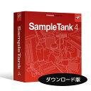 IK Multimedia/SampleTank 4【ダウンロード版】