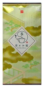 京ふか冠茶(かぶせ茶)【宇治茶】100g袋入