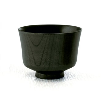 Natural wood dipping nishisonogi type black lacquer paint fs3gm