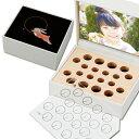 ≪送料無料!≫TEETH BOX(乳歯ケース) 黒 干支蒔絵 卯(うさぎ)