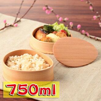 아키타 삼나무 오 다테 구 わっぱ 달걀 도시락 (入子 형식)
