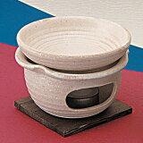 クラフト茶香炉(白) (電気式では出せない直火だから出せる香り)【お香】【香炉】【茶香炉】【お茶】【ほうじ茶】【手作り(手造り)】