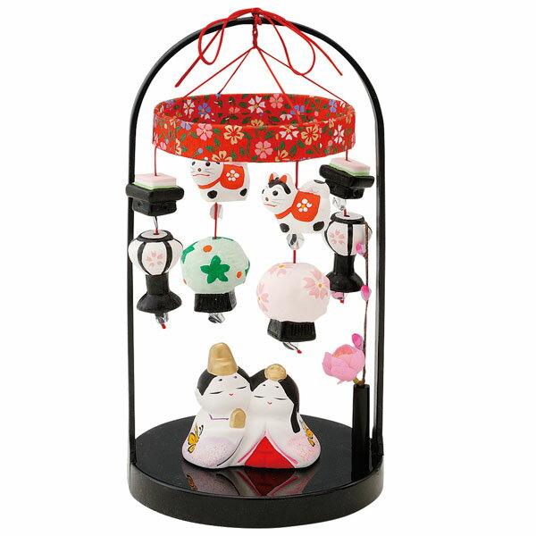 平安つるし雛 SA-086 ひな祭り(雛人形・お雛・ひな人形・土雛)【店頭受取対応商品】