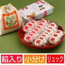 一升餅 小分け あんこ 1歳の誕生日のお祝い お 誕生餅 セット 紅白 あん餅 20個入