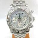 【質屋出店】【当店保証1年付】ブライトリング クロノマット44 AB0110 メンズ 時計【中古】