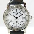 【質屋出店】【当店保証1年付】ブルガリ ソロテンポ ST35S メンズ 時計【中古】