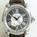 【質屋出店】【当店保証1年付】セイコー ガランテ スプリングドライブSBLA073 5R66-0AC1 GMT メンズ 時計【中古】