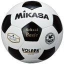 ミカサ MIKASAサッカーボール検定球5号【ネーム加工可】【白×黒】【SVC502SBC-WBK】