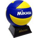 ★ネームシール無料作成中★MIKASA ミカサ記念品用マスコット バレーボール MVA30サインボール記念品※メーカーお取り寄せ商品です。