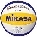ミカサ MIKASAビーチバレーボール 国際公認球バレーボー...