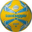 【ネーム可】【F3V3200-LY】molten モルテンヴァンタッジオ3200軽量3号 サッカーボール 小学生用(イエロー×サックス)※メーカーからのお取り寄せになります。