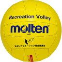 樂天商城 - モルテン moltenレクリエーションバレーボール【ネーム加工不可】KV5Y(黄色)