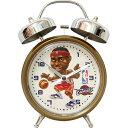 NBA ALARM CLOCK & WALL LeBron James(アラームクロック&ウォールクロック レブロン・ジェームス)