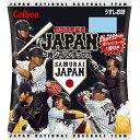 侍ジャパン チップス 22g 24個入×6BOX カルビー プロ野球チップス 侍ジャパンカード付 12月11日発売予定