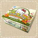 【特価】ハローキティ レリーフチョコ 抹茶 50個入り1BOX【駄菓子】