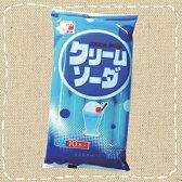 【駄菓子】チューペット 「クリームソーダ」10本入り【卸価格】【期間限定】