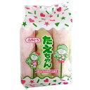 【特価】6本入り麩菓子 たえちゃん(お徳用麩菓子) 麩屋藤商店【駄菓子】