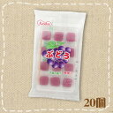 【特価】ぶどう餅 20個 共親製菓【駄菓子】