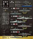 世界の艦船キット Vol.1 1/2000スケール 10個入り1BOX エフトイズ 2018年2月26日発売予定