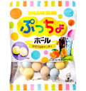 ぷっちょボール カラフルキャンディ 6袋入り5BOX UHA味覚糖 特価
