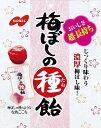 【特価】梅ぼしの種飴 30g×6袋 袋タイプ【ノーベル製菓】じっくり味わう濃厚梅ぼし味 梅干