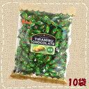 【卸価格】ユウカ 抹茶ティラミスチョコ 385g×10袋 (大袋タイプ)期間限定品【業務用】大量 中国淘宝(タオバオ)でも大人気!
