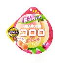 【卸価格】コロロ 白桃 40g×6袋入り5BOX【UHA味覚糖】果実のような新食感グミ 中国 タオバオでも人気急上昇!