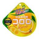 【卸価格】コロロ つぶつぶレモン 40g×6袋入り1BOX【UHA味覚糖】果実のような新食感グミ 中