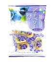 丸三玉木屋 ブルーベリーパイ 袋 200g×24袋 個装 ブルーベリージャムのパイ包み 和菓子・半生菓子